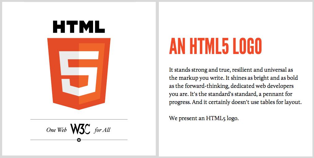 내 홈페이지에 HTML5 뱃지(badge)를 달아보자.
