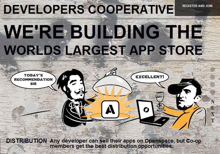 Openspace – HTML5 앱스토어