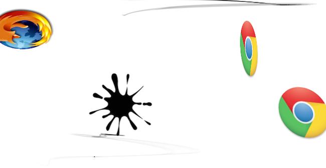 멀티터치 웹 브라우저에서의 개발